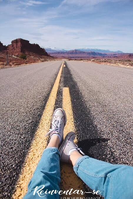 No caminho…